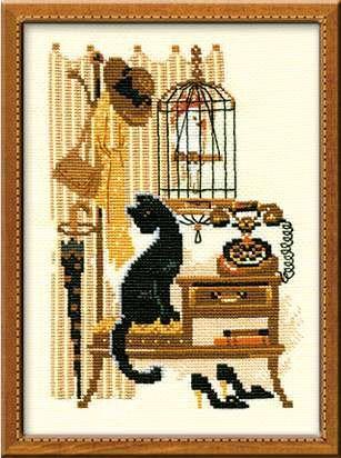 """Riolis Набор для вышивания 860 """"Телефон"""""""