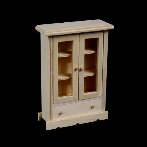 """Кукольная мебель """"Шкаф"""" арт.22654, 115х80х30мм дерево"""