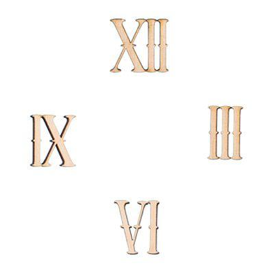 """Mr.Carving Заготовка для декора ВД-066 цифры """"римские"""""""