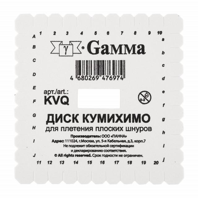 """Gamma"""" Диск Кумихимо KVQ"""