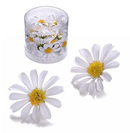 Knorr prandell Цветы для декорирования, ткань,пластик, 4,0 см, 25 шт в упаковке, белы 21-65 298 64