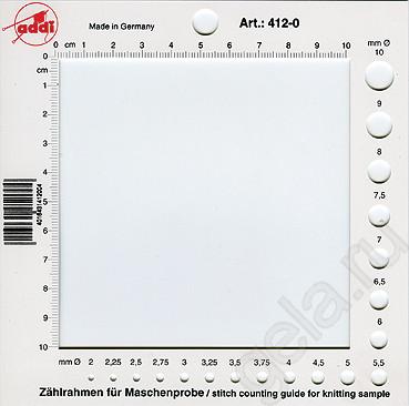 ADDI Счётная рамка д/спиц 412-0