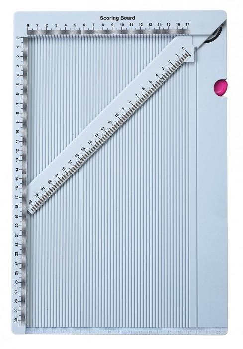 Efco Доска для биговки, набор для создания конвертов, сгибания и разметки бумаги, 34,4 x 2317 809 98