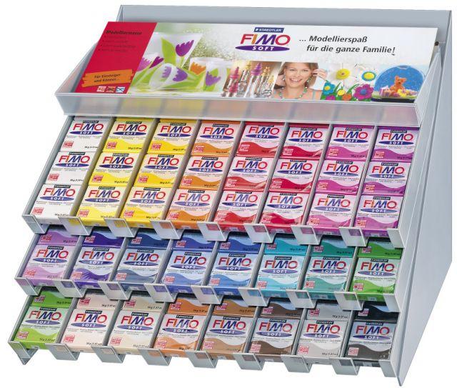 Fimo Soft Глина полимерная 8020 56г. запекаемая