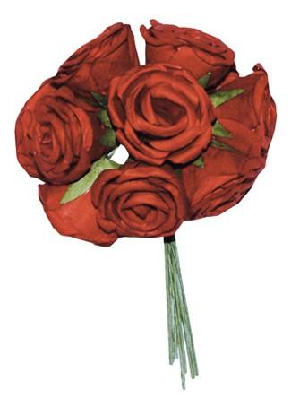 """Stamperia Цветы для декорирования SFB090 """"Розы красные"""""""