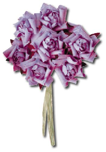 """Stamperia Цветы для декорирования SF104 """"Сереневые розы"""""""