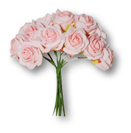 """Stamperia Цветы для декорирования SF102 """"Розовые розы"""""""
